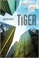 Tiger (Dark Eyes Series #2) by William Richter: Book Cover