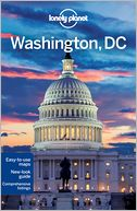 Lonely Planet Washington DC by Karla Zimmerman: Book Cover