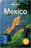 Lonely Planet Mexico by John Noble: Book Cover