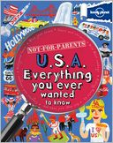 Not For Parents USA by Lonely Planet: Book Cover