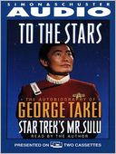 To the Stars by George Takei: Audio Book Cover