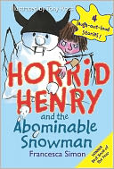 Horrid Henry and the Abominable Snowman by Francesca Simon: NOOK Book Cover