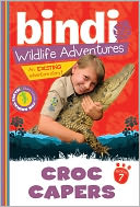 Croc Capers by Bindi Irwin: NOOK Book Cover