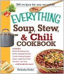 The Everything Soup, Stew, and Chili Cookbook (PagePerfect NOOK Book) by Belinda Hulin: NOOK Book Cover