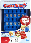 Guess Who Travel 2011 by Hasbro, Incorporated: Product Image
