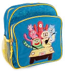 Yo Gabba Gabba Let's Go Backpack by Accessory Innovations: Product Image