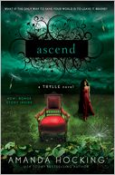 Ascend (Trylle Trilogy #3) by Amanda Hocking: Book Cover