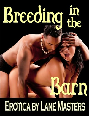 Breeding in the Barn: An Interracial Spanking Story. nookbook