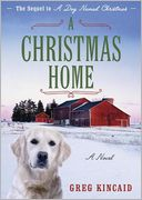 A Christmas Home by Greg Kincaid: CD Audiobook Cover