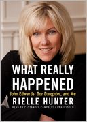 What Really Happened by Rielle Hunter: CD Audiobook Cover