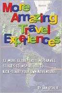 More Amazing Travel Experiences by Ian Usher: NOOK Book Cover