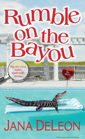 Books for download to pc Rumble on the Bayou  by Jana DeLeon PDF (English literature)