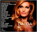 Depuis Qu'elle Est Partie... by Dalida: CD Cover
