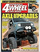 4-Wheel & Off-Road - One Year Subscription: Magazine Cover