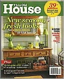 This Old House - One Year Subscription: Magazine Cover