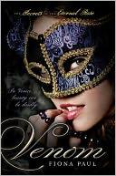 Venom by Fiona Paul: Book Cover