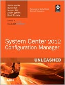 System Center 2012 Configuration Manager (SCCM) Unleashed by Kerrie Meyler: Book Cover