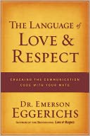 The Language of Love and Respect by Emerson Eggerichs: Book Cover