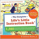 Complete Life's Little Instruction Book by H. Jackson Brown Jr.: Book Cover