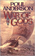 War of the Gods by Poul Anderson: NOOK Book Cover