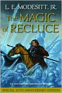 The Magic of Recluce (Recluce Series #1) by L. E. Modesitt Jr.: NOOK Book Cover