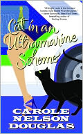 Cat in an Ultramarine Scheme (Mightnight Louie Series #22) by Carole Nelson Douglas: NOOK Book Cover