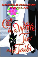 Cat in a White Tie and Tails (Midnight Louie Series #24) by Carole Nelson Douglas: NOOK Book Cover