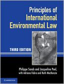 download Principles of International Environmental Law book