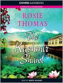 The Kashmir Shawl by Rosie Thomas: Audio Book Cover