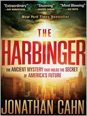 The Harbinger by Jonathan Cahn: Audio Book Cover