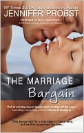 The Marriage Bargain by Jennifer Probst: Book Cover