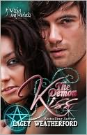 The Demon Kiss by Lacey Weatherford: NOOK Book Cover