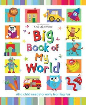 Big Book of My World