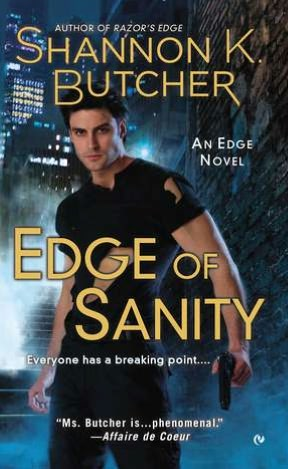 Edge of Sanity (Edge Novel Series #3)