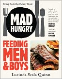 Mad Hungry by Lucinda Scala Quinn: Book Cover