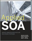 Applied SOA by Michael Rosen: NOOK Book Cover