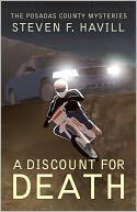 A Discount for Death by Steven F Havill: NOOK Book Cover
