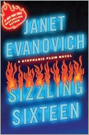 Sizzling Sixteen (Stephanie Plum Series #16) by Janet Evanovich: NOOK Book Cover