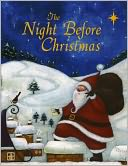 Caroline Pedler's The Night Before Christmas by Clement C. Moore: Book Cover