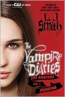 Phantom (The Vampire Diaries by L. J. Smith: Book Cover