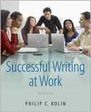 download Successful Writing at Work book