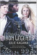 The Iron Legends by Julie Kagawa: Book Cover