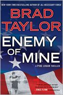 Enemy of Mine (Pike Logan Series #3) by Brad Taylor: Book Cover