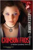 Crimson Frost by Jennifer Estep: Book Cover