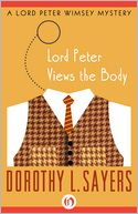 Lord Peter Views the Body by Dorothy L. Sayers: NOOK Book Cover