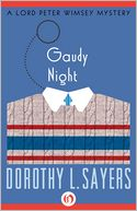 Gaudy Night by Dorothy L. Sayers: NOOK Book Cover