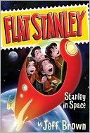 Stanley in Space (Flat Stanley Series) by Jeff Brown: NOOK Book Cover