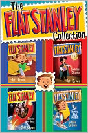 The Flat Stanley Collection (Four Complete Books) by Jeff Brown: NOOK Book Cover