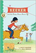 Keeker and the Horse Show Show-Off (Sneaky Pony Series #2) by Hadley Higginson: NOOK Book Cover