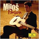 Pasión by Miloš Karadaglic: CD Cover